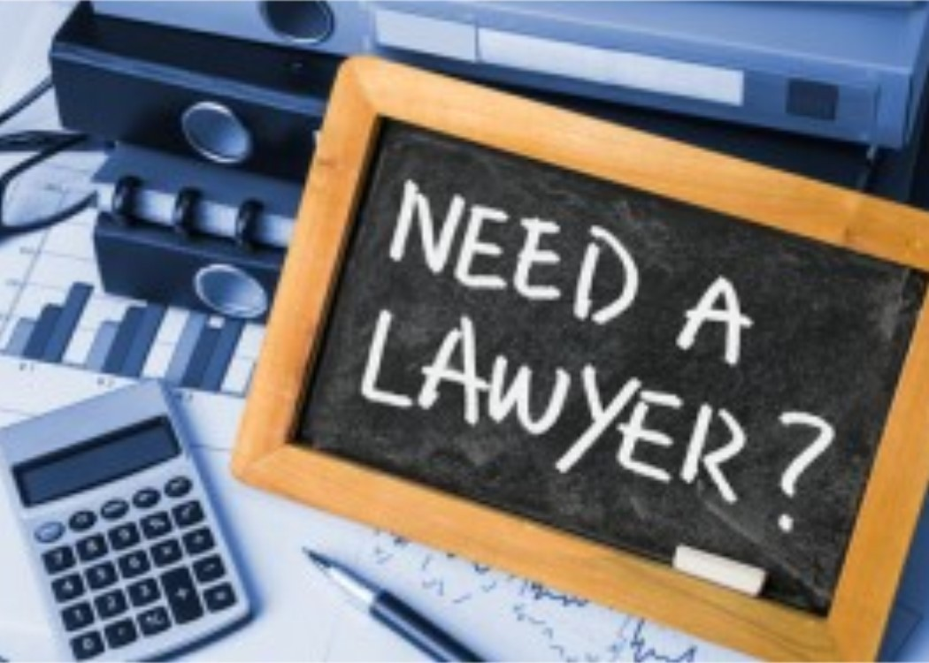 Do you need a lawyer
