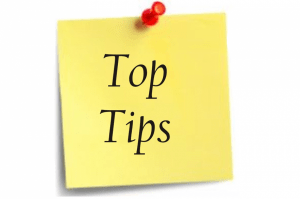 Top Tips for Mediation