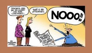 no fault divorce solicitor