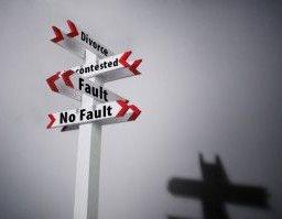No fault divorce mediation
