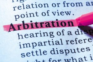 Arbitration for family law