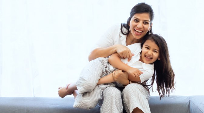Parenting Plan Happy Mother and Child