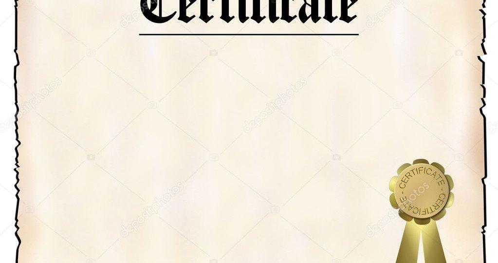 Mediation Certificate