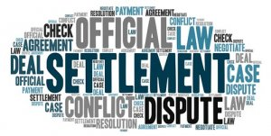 Agreement Settlement